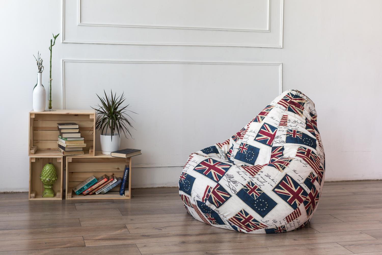 Кресла-мешки в картинках